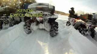 TEST ATV TIRES - Gorilla ATV Tires BEST !!!(TEST ATV TIRES - Тест шин для квадроциклов., 2012-02-07T18:56:40.000Z)