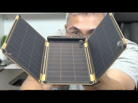 El panel solar mas delgado solo 2mm Solar Paper
