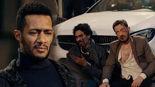 علقة رضوان البرنس لأخواته /  مسلسل البرنس - محمد رمضان