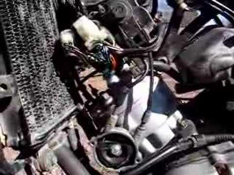 Yamaha DT 125 R YPVS valve  YouTube