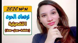 توقعات برج الحوت لشهر يونيو 2020 || مي محمد