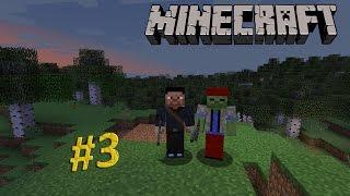 Minecraft Хардкор #3 Начало строительства(Приятного всем просмотра))) Я буду рад вашим комментариям и лайкам.))))), 2015-09-09T06:00:00.000Z)
