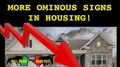 Housing Bubble, Banker Warning, Big Insiders Flee, Real Estate Update
