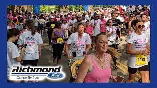 2018 Susan G. Komen Central Virginia Race For The Cure