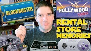 Blockbuster Memories and Nostalgia