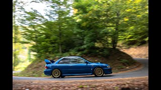 Vozim.HR Test : Subaru Impreza 22B STI  Serial Number : 148  for SALE