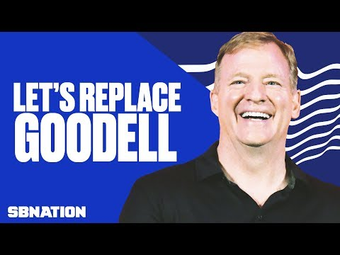 Replacing Roger Goodell as NFL commissioner | Uffsides
