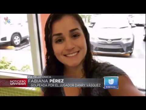 Las declaraciones de Fabiana Pérez la ex pareja del pelotero Danry Vásquez