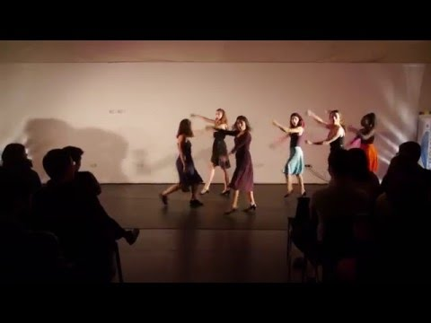 UCLU Dance Society | Triple Bill Showcase '16 | Musical Theatre Society's West Side Story