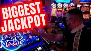 Super Rare MEGA HANDPAY JACKPOT On Drop & Lock Slot - $50 Max Bet | SE-12 / EP-11 screenshot 4