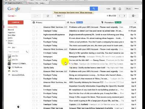 How to create multiple email addresses from one gmail account