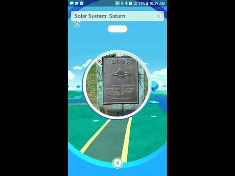 Pokemon GO  Gastly Nest (Julia Davis Park Boise ID) Migration 5-5-17 to 5-19-17