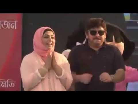 naem with sabnaz dance `boro misty lage...