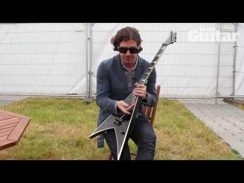 Me And My Guitar: Limp Bizkit's Wes Borland