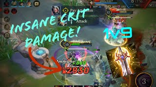 50% DAMAGE NAKROTH | Clean Mechanics | Arena Of Valor / ROV / Liên Quân / 傳說對決 / 펜타스톰