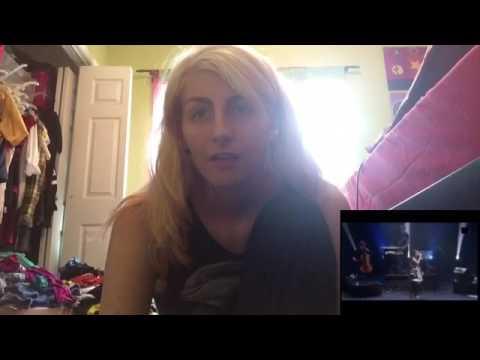 Reaction: Emilie Simon - Ice Girl - Concert 2006.avi