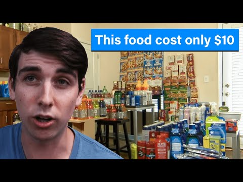 Canada NEEDS Doubling up Coupons  Extreme Couponing College Student Edition 