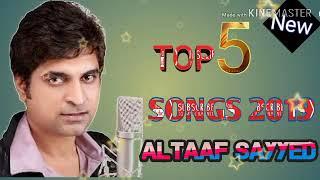 Altaaf Sayyed Top5 New Songs 2019 | Gaana Dil Se | TheBest Songs of Altaaf Sayyed