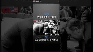 Edi Rama i flet Donald Trump-it