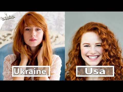 Photographer Travels Around The World To Capture The Incredible Beauty Of Red Hair