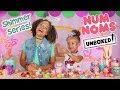 Unboxed! | Num Noms | Season 3 Episode 5: Shimmer Series Num Noms & Shimmer Playset