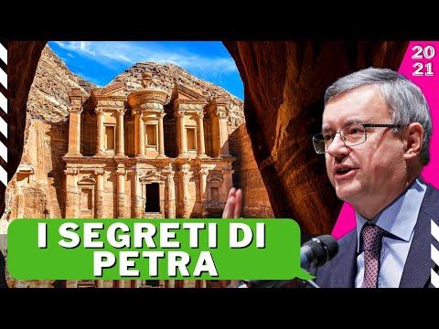I Segreti di Petra - Alessandro Barbero [Esclusivo 2021]