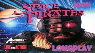 Space Pirates 100% Arcade 1992  Longplay [HD]