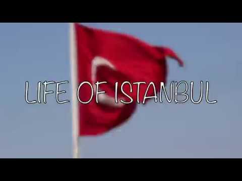 90 sec of Istanbul - turkey - short film GoPro