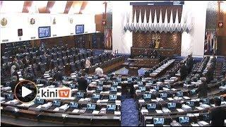 LIVE: Sidang Dewan Rakyat, 22 Oktober 2019 (Sesi Pagi)