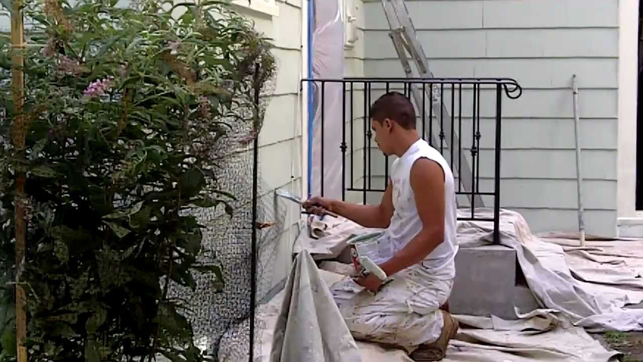 Exterior Painting: The Best Primer