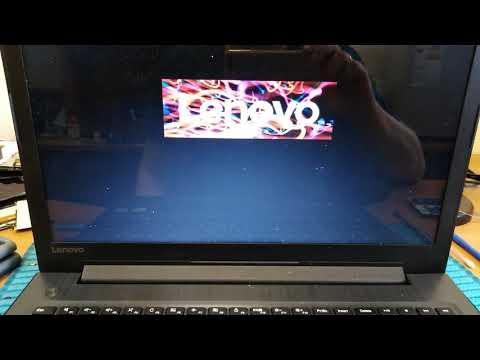Как зайти в биос на ноутбуке леново ideapad