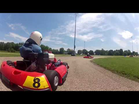 Chicago F1 Karting Event July 22, 2017 - Abhay Saxena