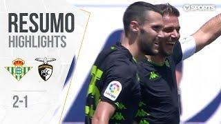Highlights   Resumo: Bétis 2-1 Portimonense (Copa Ibérica - 3/4 lugares)