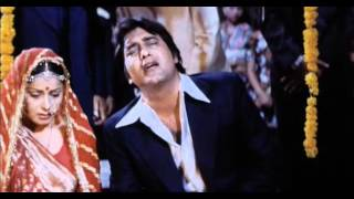 Zindagi To Bewafa Hai [Full Video Song] (HQ) With Lyrics - Muqaddar Ka Sikandar