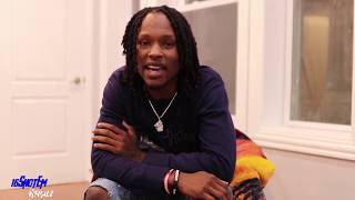 King Von Speaks on What it would take to stop the violence and Relationship with Lil Durk and Oblock