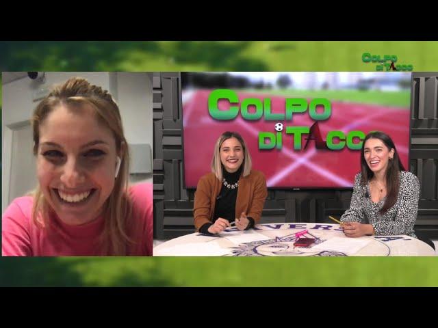COLPO DI TACCO:  L' intervista ad Anna Remondini e Aurora Puccio