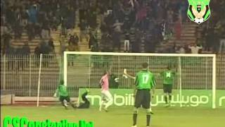 كأس الجزائر: شباب قسنطينة 1 ـ إتحاد بلعباس 0 : هدف فوافي
