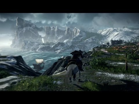 The Witcher 3 - E3 2013 Gameplay Trailer