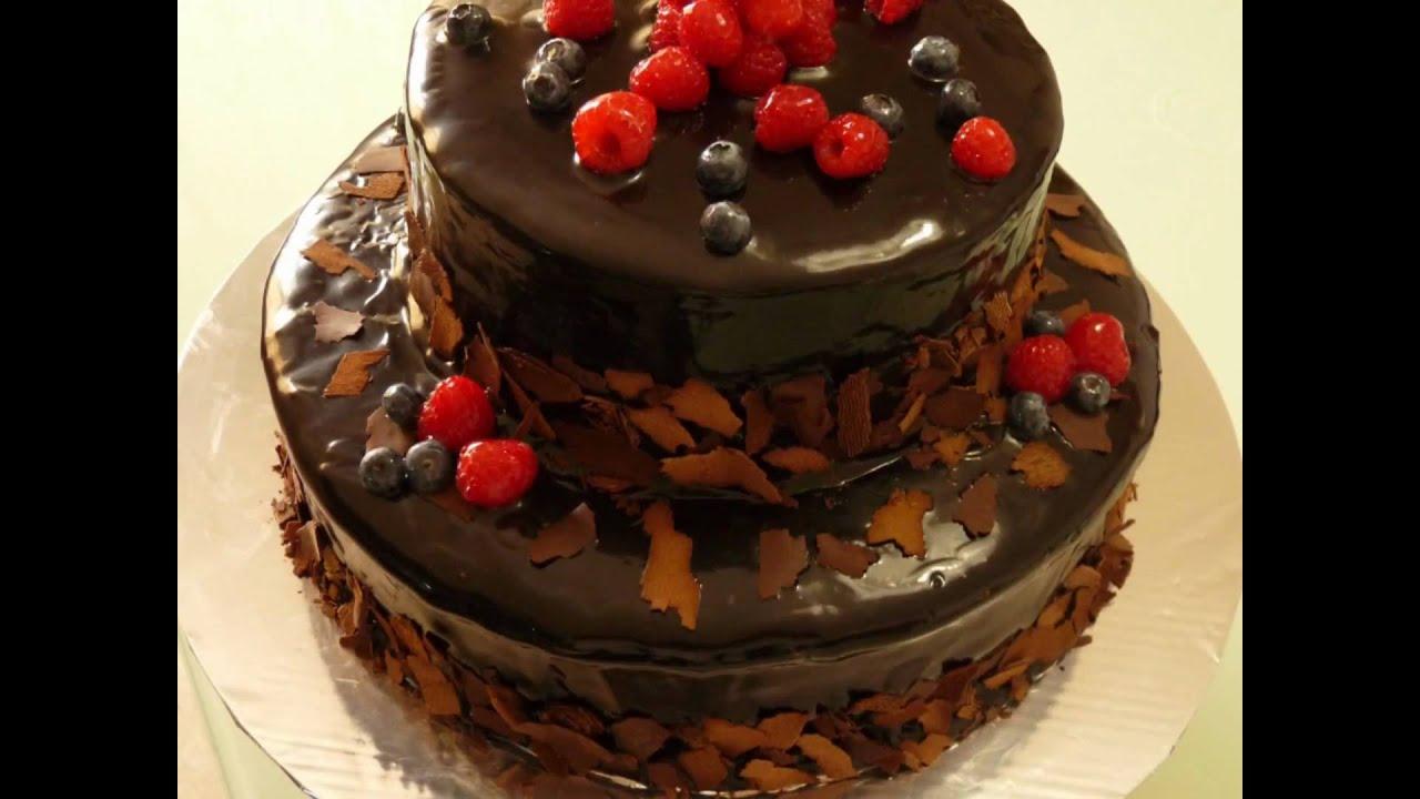 Inch Deep Wedding Cake