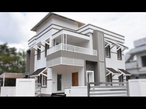 Aluva, 5 cents plot and 1650 sq ft, new house for sale in Aluva, Kochi, Kerala