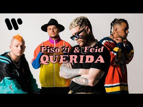 Смотреть клип Piso 21 & Feid - Querida