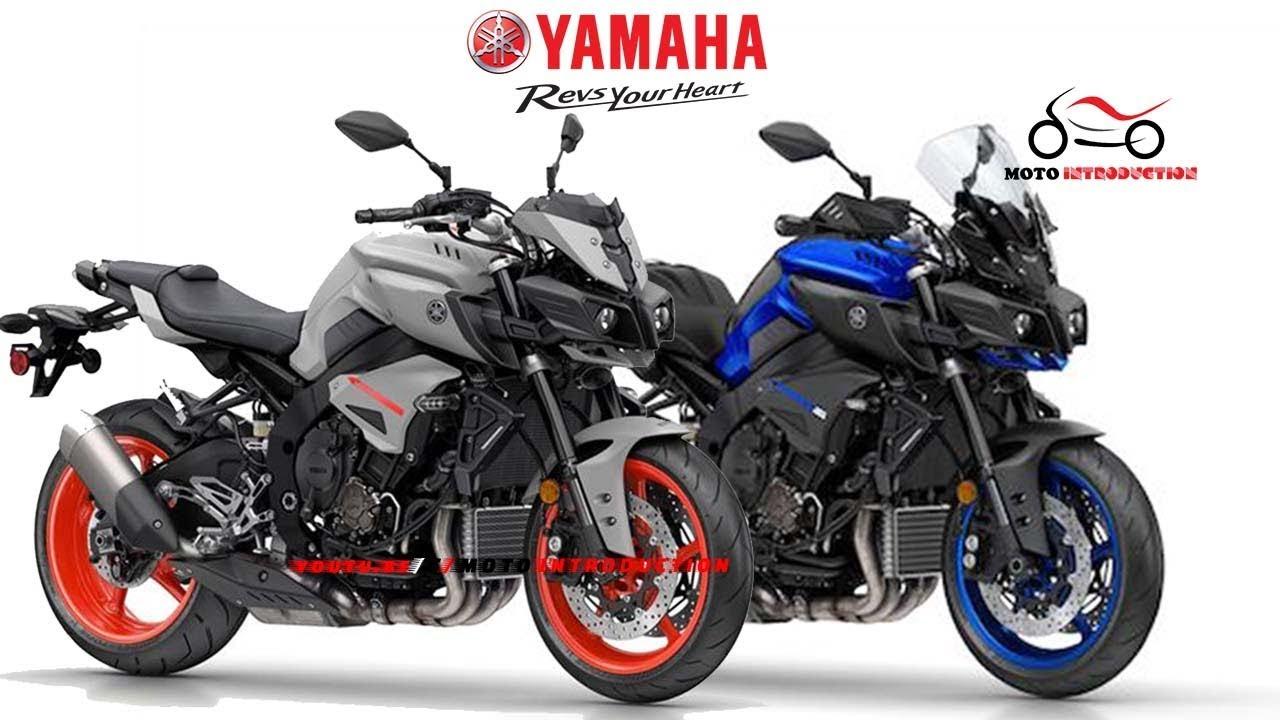 all new yamaha mt