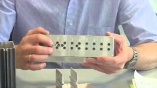 ALUMARK. Шаблон фасадной стойки F50(Шаблон фасадной стойки предназначен для обработки профиля стойки для последующей установки сухаря ригеля...., 2013-05-27T05:18:29.000Z)