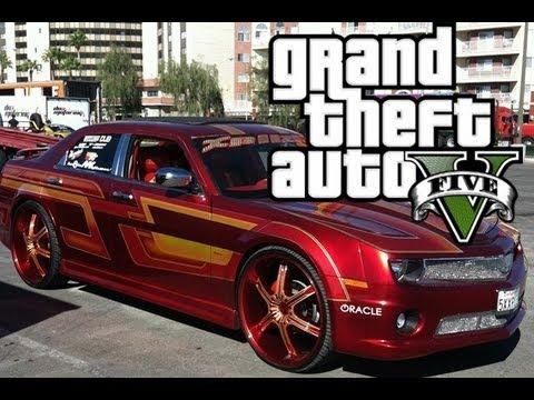 GTA Car Customization GTA Talk Ep YouTube - Cool car customizations