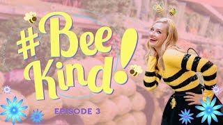 #BeeKind with Beth Behrs: Grocery Shopping to Save Bees