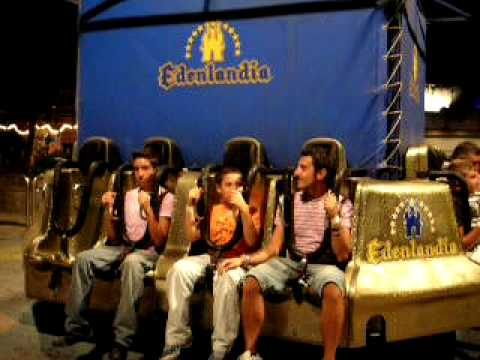 Torri Gemelle Edenlandia (Napoli) Antonio,Christian,Lello!!!!