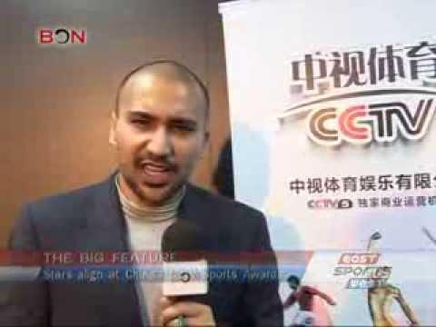 CCTV Sports Awards 2013 - Blue Ocean Network (BON) - EWS