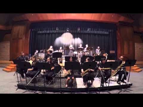 Statesboro High School Jazz Band May 4, 2015