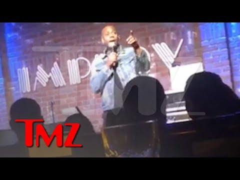 Dave Chappelle Says R. Kelly Goons Threatened Him After Piss on You Skit | TMZ