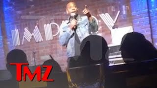 Dave Chappelle Says R. Kelly 'Goons' Threatened Him After 'Piss on You' Skit | TMZ